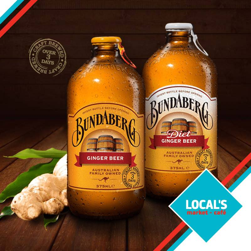 H μπύρα Bundaberg ήρθε και στον Άλιμο