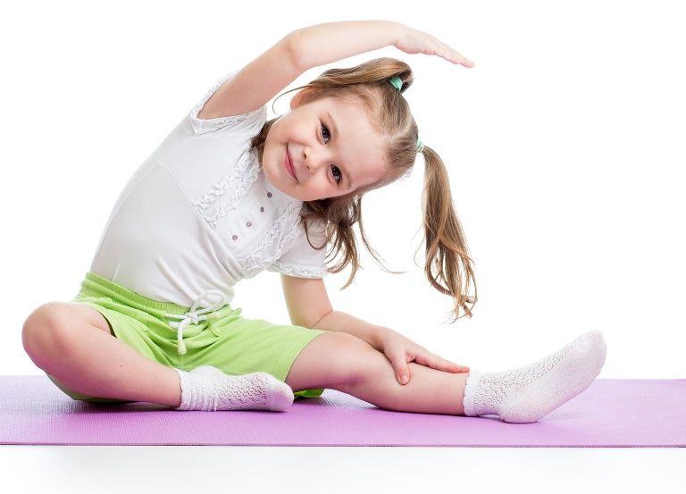 Yoga for kids στον Άλιμο