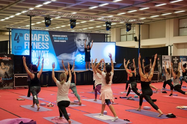 Διήμερο γεμάτο fitness ετοιμάζει το Fitness Festival στο Φάληρο