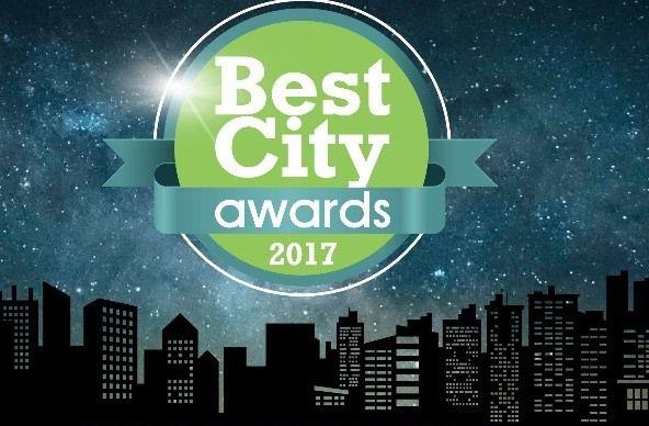 Χρυσό βραβείο στο Δήμο Αλίμου στα Best City Awards 2017