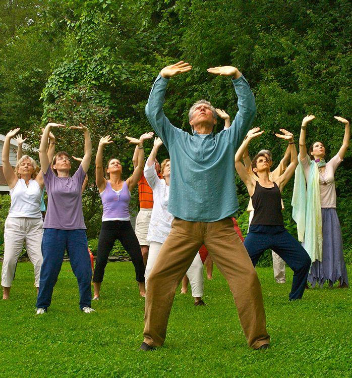 Ασκήσεις Quigong για άτομα άνω των 50 στο Κέντρο Πολιτισμού Ίδρυμα Σταύρος Νιάρχος