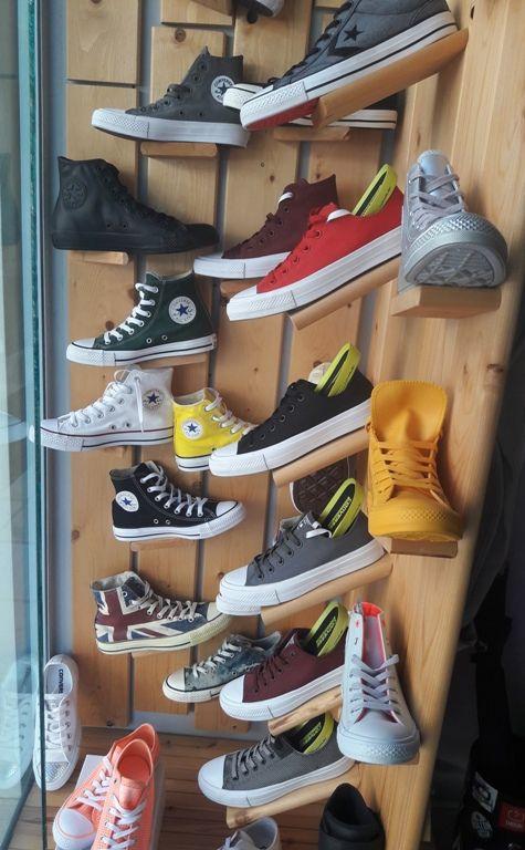Νέα σχέδια All Star Converse θα βρείς στο Urban Style