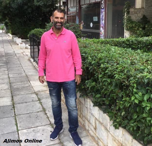 Νίκος Μανωλάς: παλαίμαχος ποδοσφαιριστής και έμπειρος coach της ομάδας «ΝΙΚΗ Αλίμου»