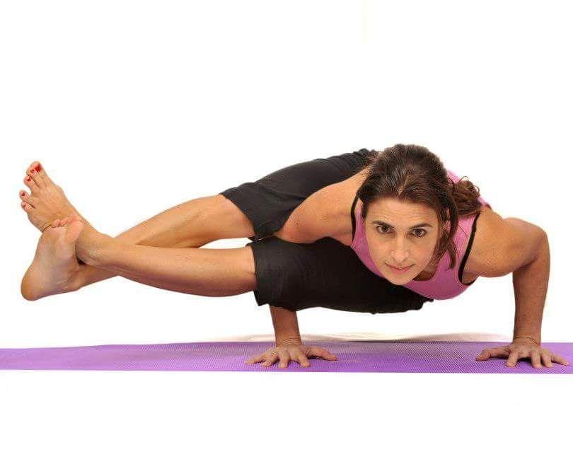 Hatha Yoga στο Hellenic Gym