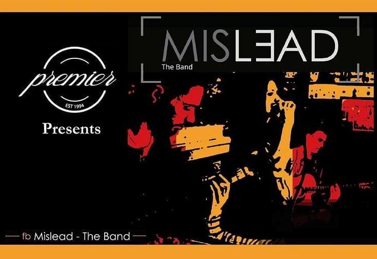 Οι «Mislead» για δύο live στο Premier