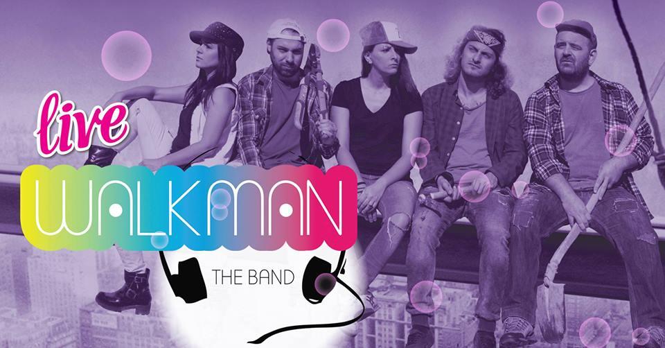 Οι «Walkman- the band» απόψε στην Μαρίνα Φλοίσβου