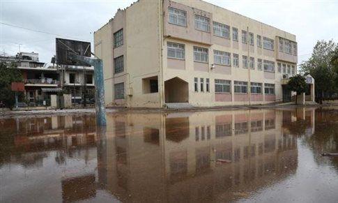 Κλειστά θα είναι την Παρασκευή όλα τα σχολεία του Αλίμου
