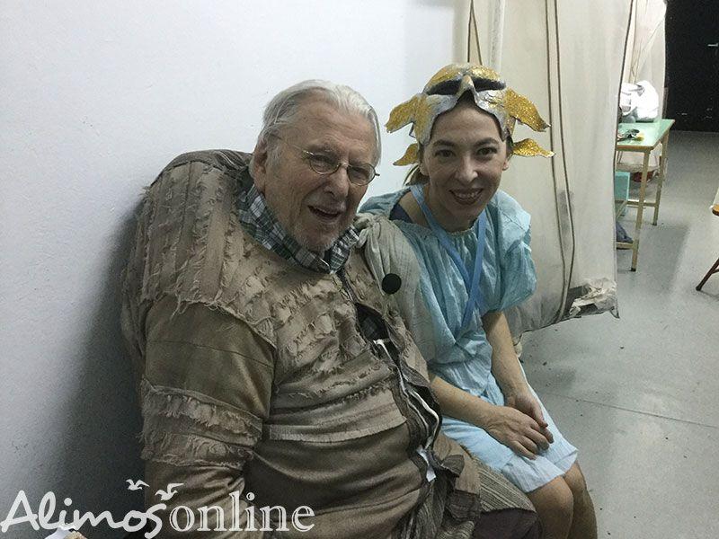 Συνέντευξη με τον Κώστα Βουτσά στον Άλιμο