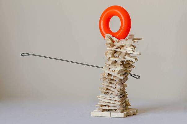 «Μad Playground», έκθεση του Δημήτρη Αμελαδιώτη και Φώτιου Μπάλα στο Πολιτιστικό Κέντρο Αλίμου