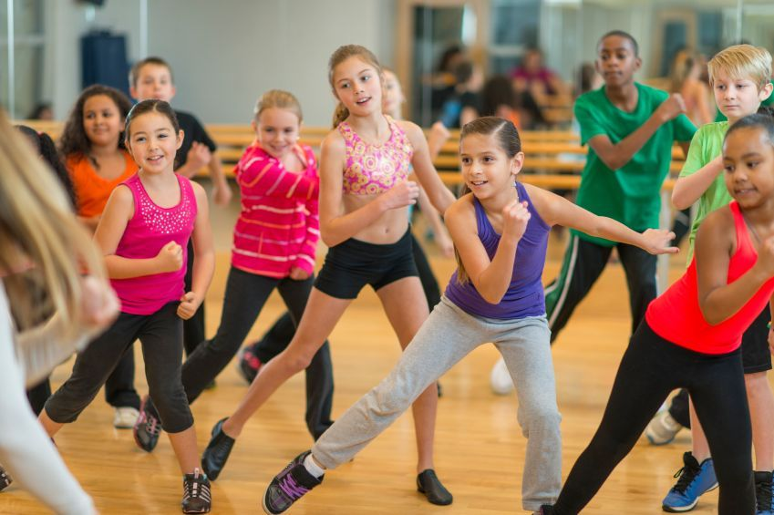 Δωρεάν γνωριμία με το νέο τμήμα «Kids Dance»