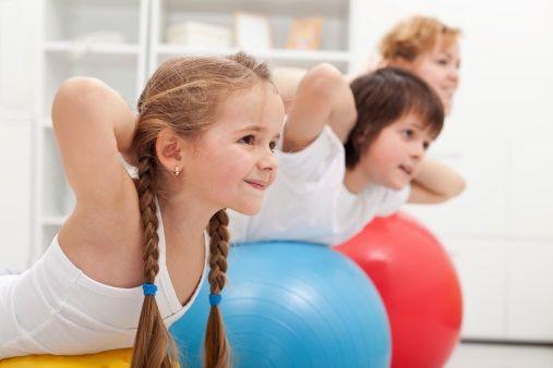 Τμήματα γυμναστικής για τη μαμά και το παιδί από personal trainer στο «The E.G Body Project»