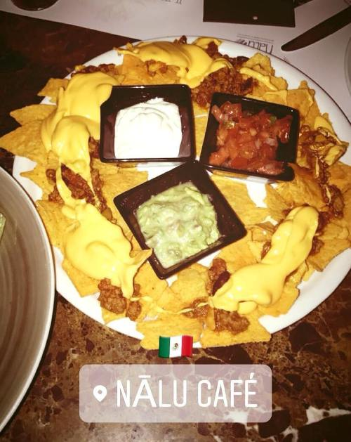 Mεξικάνικες νοστιμιές κάθε Παρασκευή στο Nalu