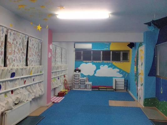 Έτοιμη να υποδεχτεί τα παιδιά έως 3 ετών είναι η νέα αίθουσα του ΘΟΠΑΑ