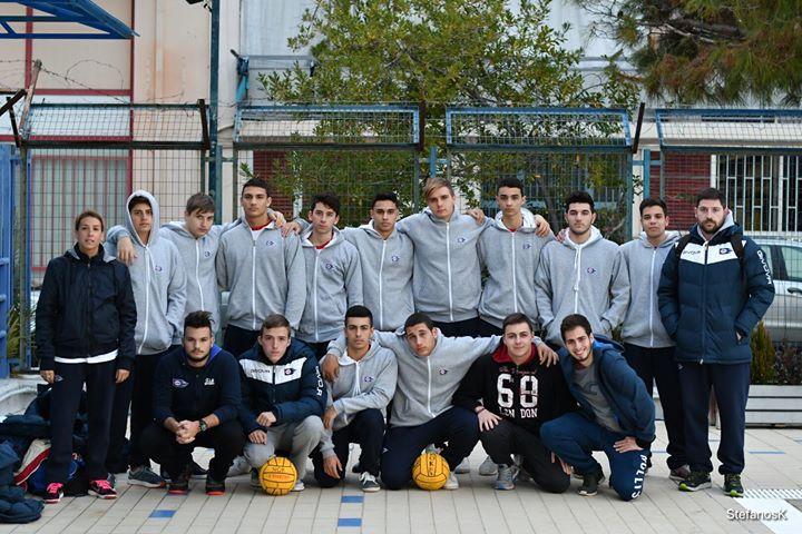 Η ομάδα του ΝΟΚ στους 16 του Πανελλήνιου Πρωταθλήματος