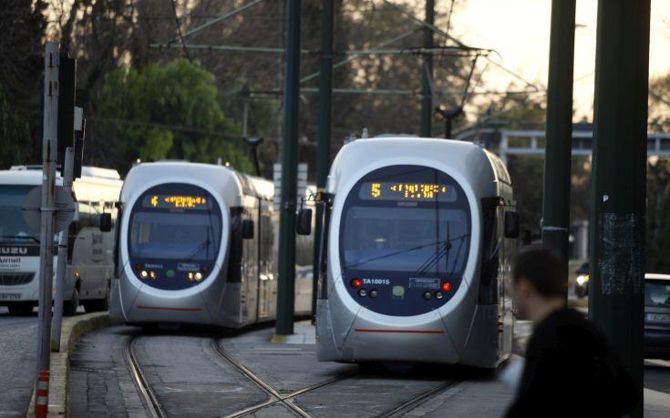 Διακοπή δρομολογίων του τραμ λόγω εργασιών στο δίκτυο