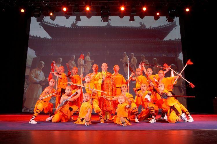 «Shaolin: The Legend», τον Μάρτιο για δύο παραστάσεις στο Φάληρο