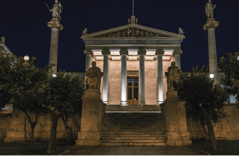 To video για την Αθήνα που θα σε κάνει να την ερωτευτείς από την αρχή