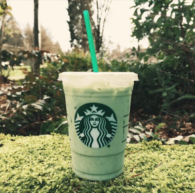 Δοκιμάστε δωρεάν το Matcha Tea Latte των Starbucks