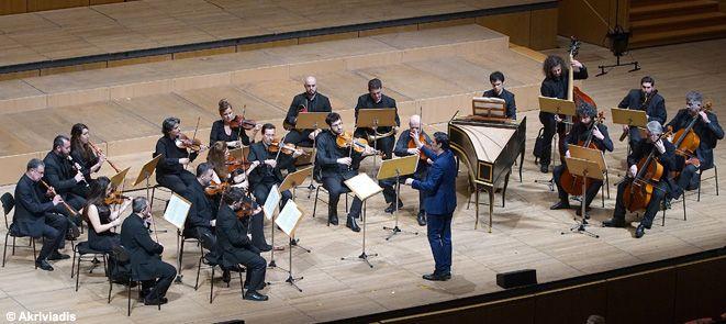 H Metropolitan ορχήστρα του Αγίου Δημητρίου έρχεται στον Άλιμο