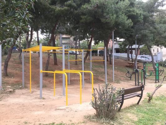 «Νοικοκυρεύτηκε» το παρκάκι στη γωνία των οδών Πλάτωνος και Καλλέργη