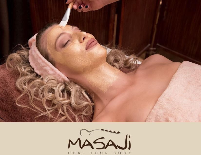 Masaji: Peeling, Massage και μάσκα προσώπου στην πιο οικονομική προσφορά