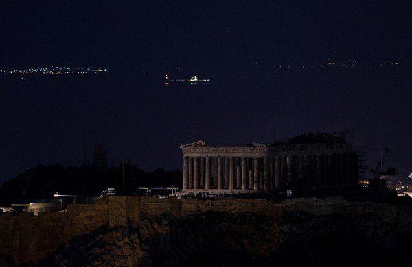 Ώρα της Γης: Η Ελλάδα σβήνει τα φώτα το Σάββατο