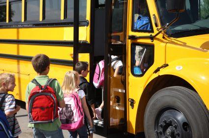 H σχολική διαδρομή για τη μεταφορά των μαθητών Δημοτικού- Γυμνασίου- Λυκείου
