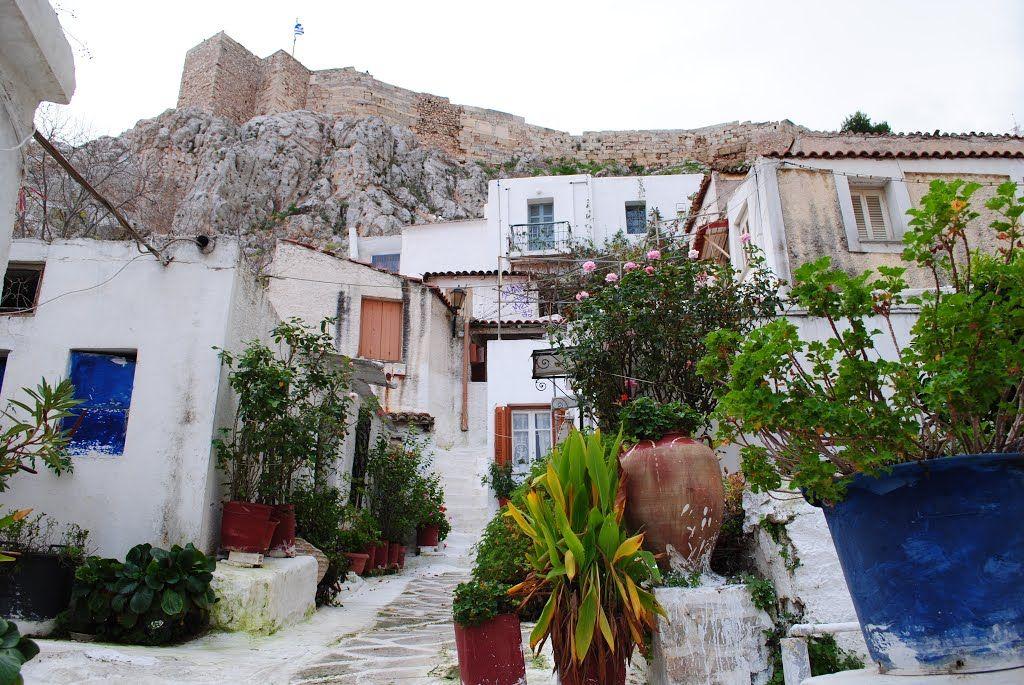 Το πρόγραμμα του Οκτωβρίου για τις δωρεάν ξεναγήσεις σε γειτονιές της Αθήνας