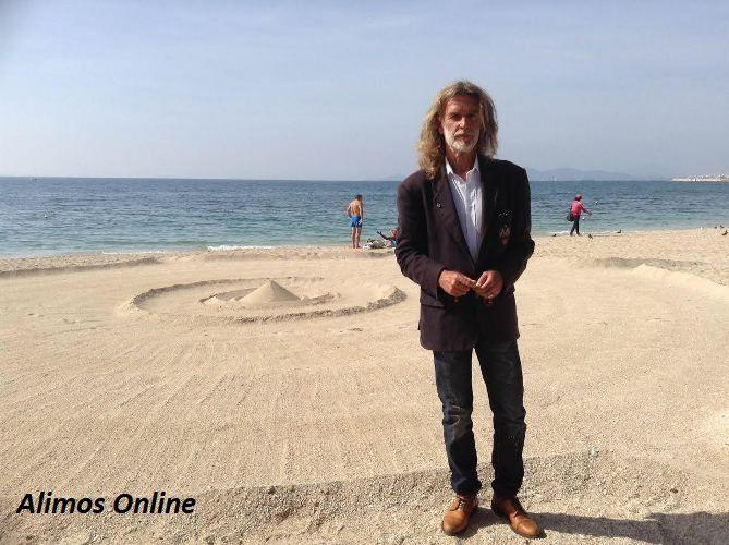 Αντίο Λεωνίδα ... Η παραλία του Αλίμου θα μείνει χωρίς το όνειρο της Ιθάκης σου!