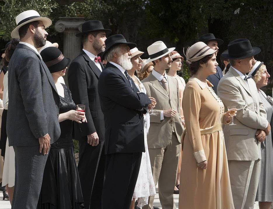 Ξεκινάει σε λίγες ημέρες η ταινία «Καζαντζάκης» -Σε cameo εμφάνιση ο Ανδρέας Κονδύλης
