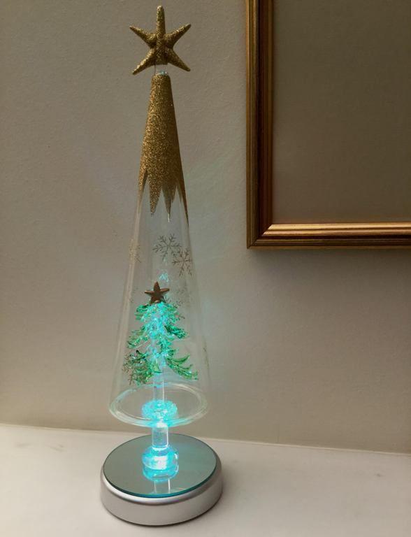 Διαγωνισμός: Κερδίστε ένα μουσικό χριστουγεννιάτικο δέντρο Murano από τη «Victoria Hamilton»