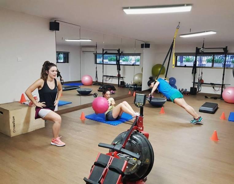The Ε.G Body Project: Χάσε τα κιλά των εορτών με personal training