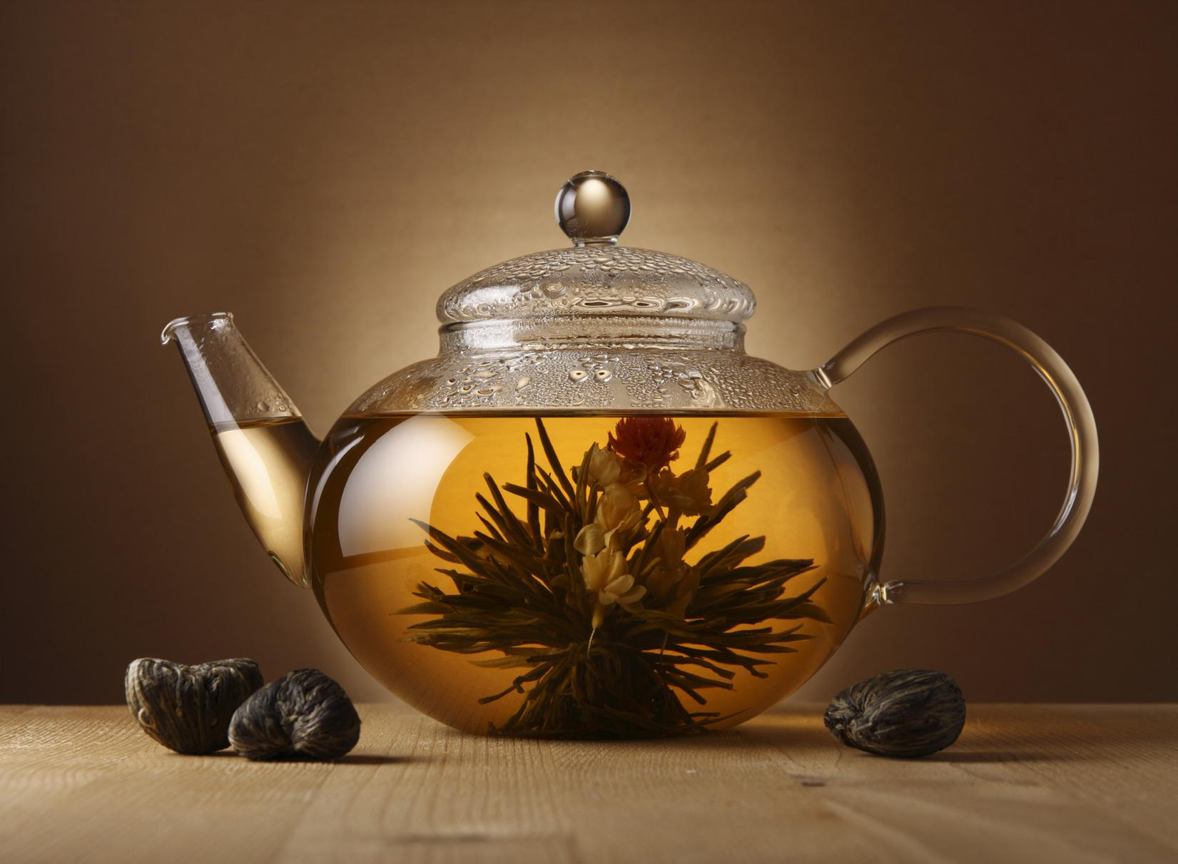 To «blooming tea» του «Karpos» σίγουρα θα γίνει το νέο σου αγαπημένο ρόφημα