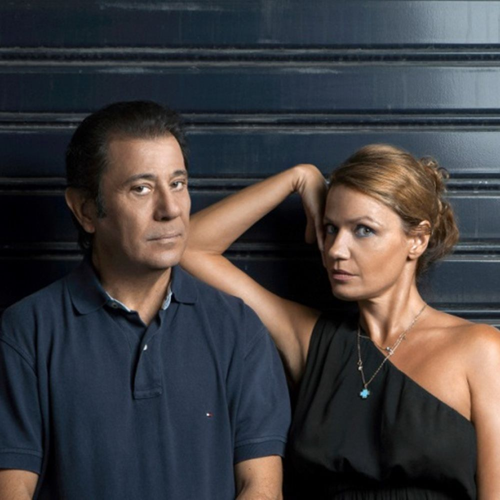 Ο Δάνης Κατρανίδης και η Παναγιώτα Βλαντη πρωταγωνιστούν στο «Εκπαιδεύοντας τη Ρίτα»