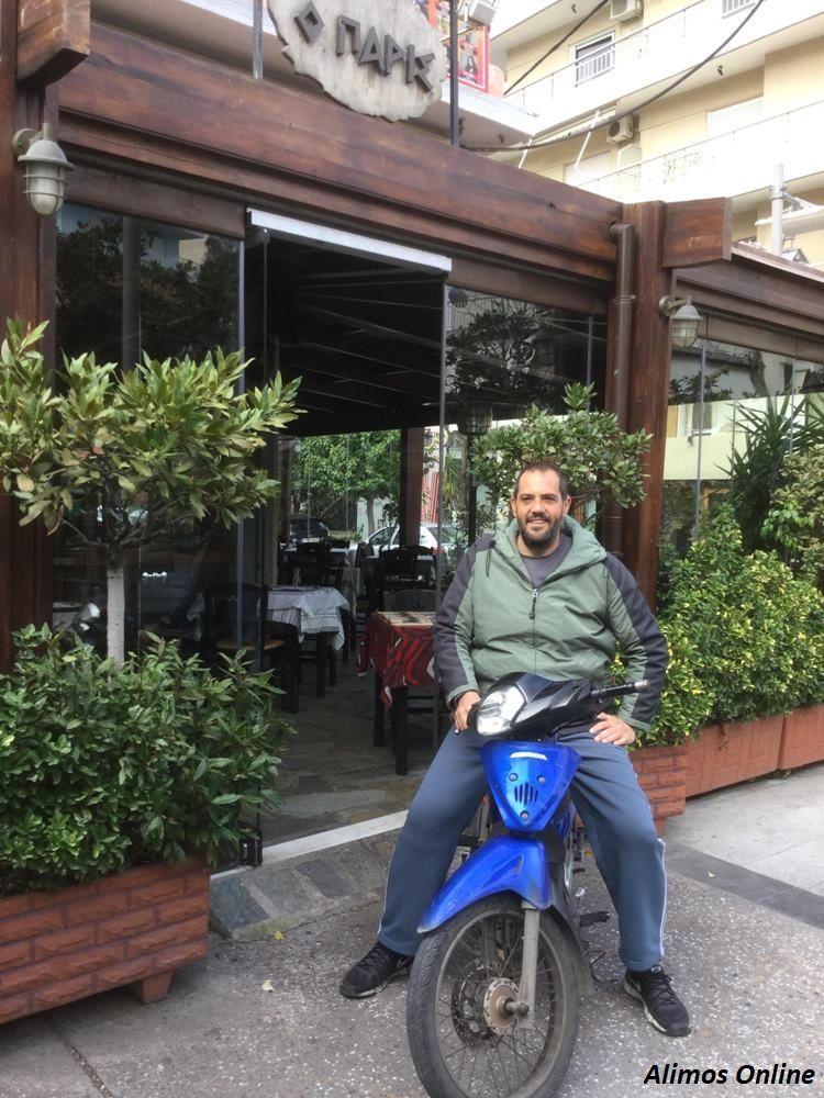 Συνέντευξη με τον Πέτρο Καλημέρη: Το πιο γρήγορο delivery του Καλαμακίου