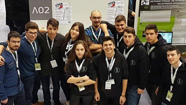 Η θέση που πήραν οι μαθητές του ΕΠΑΛ Αλίμου στον διαγωνισμό ρομποτικής