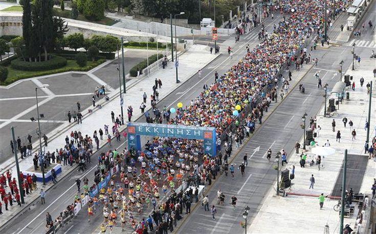 Την Κυριακή ο 7ος Ημιμαραθώνιος της Αθήνας