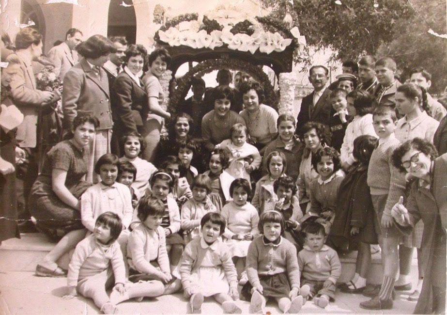 Επιτάφιος στο Καλαμάκι το 1960