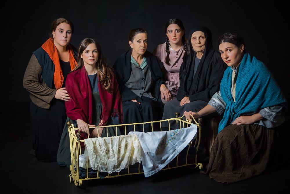 «Γυναίκες του Παπαδιαμάντη» στο Θέατρο Χώρα, με ειδική τιμή για τους Αλιμιώτες και τις Αλιμιώτισσες