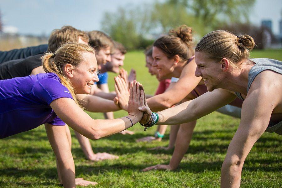 Δωρεάν outdoor training στο Πάρκο Φλοίσβου