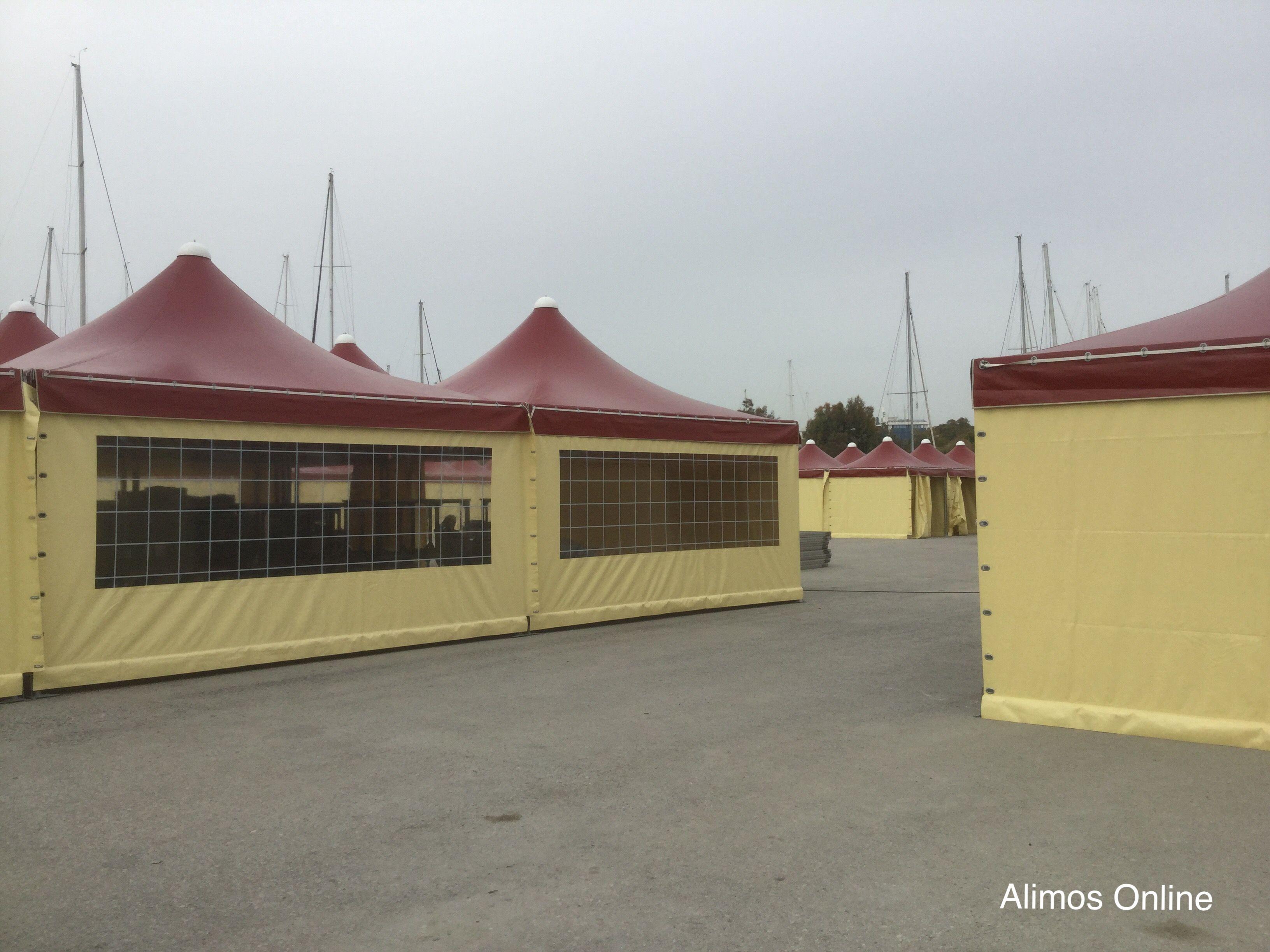 'Oλα είναι έτοιμα για το Yachting Festival που ξεκινάει αύριο στη Μαρίνα Αλίμου