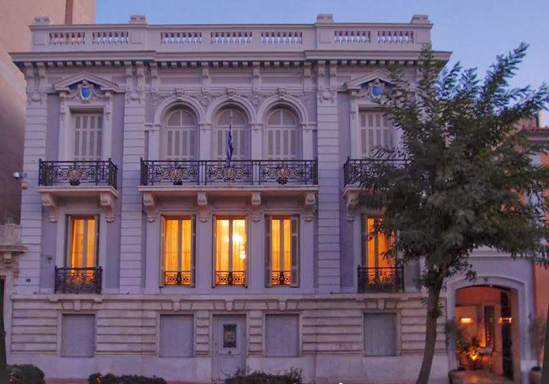 Ξενάγηση στα Προπύλαια και το Μουσείον της Πόλεων των Αθηνών, με ιειδκή τιμήα για τους Αλιμιώτες και τις Αλιμιώτισσες
