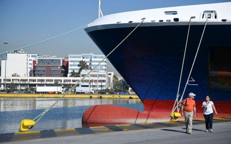 Την Τετάρτη τα πλοία θα μείνουν δεμένα στα λιμάνια για 24ώρες