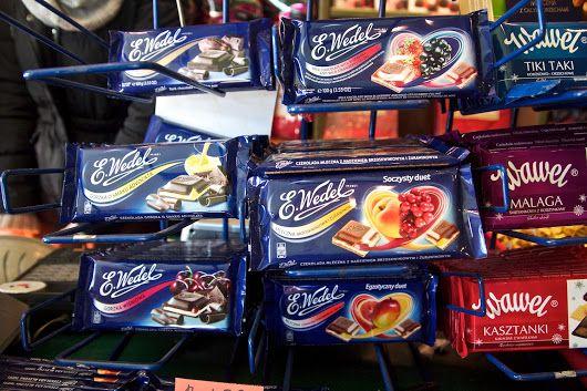 Πού θα βρεις τις σοκολάτες «E.Wedel» στον Άλιμο