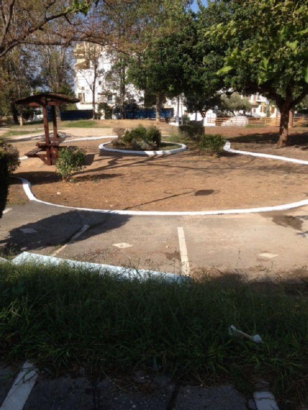 Πάρκο Κριάρη: Το νέο πάρκο της Ηλιούπολης έχει εγκαίνια