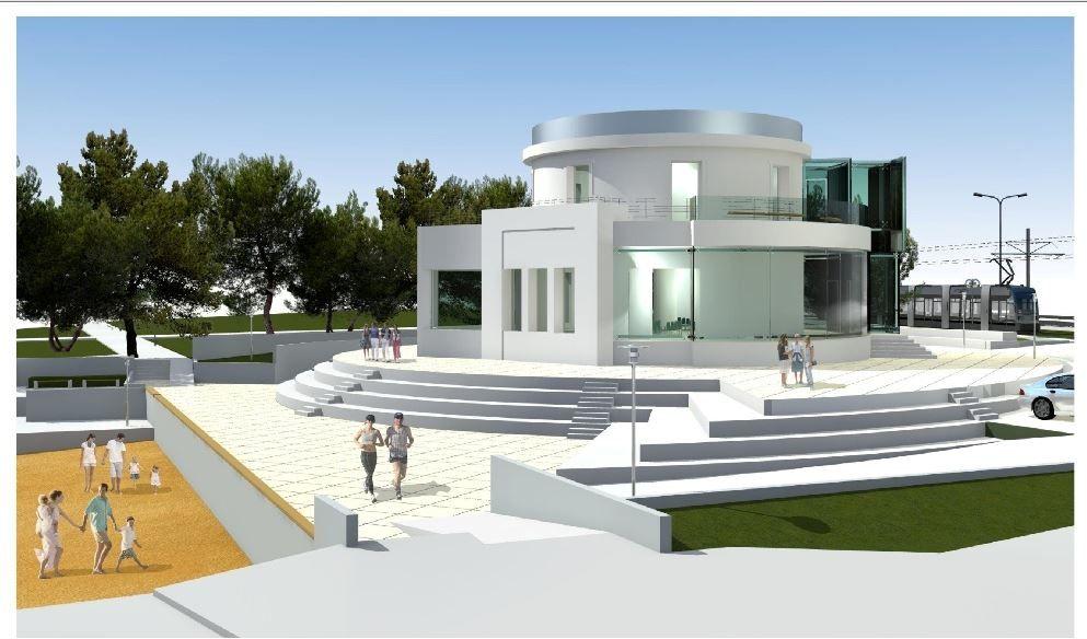 Οι εντυπωσιακές προτάσεις για το Πολιτιστικό Κέντρο «Φλοίσβος»