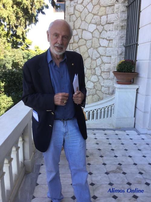 «Έφυγε» ο διευθυντής του Μουσείου Μπενάκη, Άγγελος Δεληβορριάς