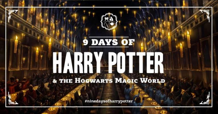 «9 Days of Harry Potter» στο Cap Cap Ελληνικού