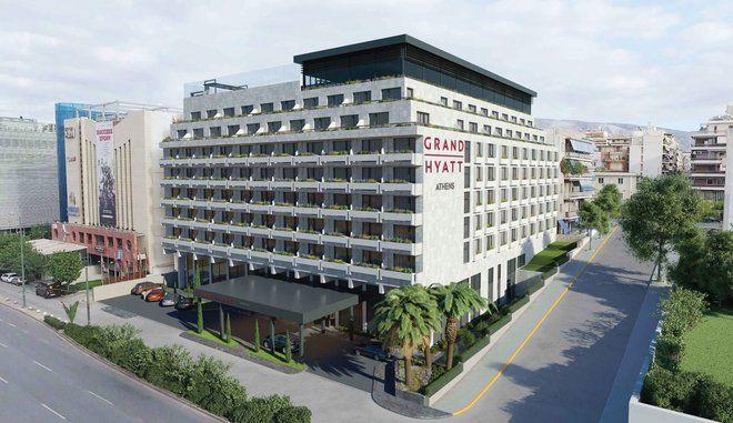 Αυτό θα είναι το πρώτο Grand Hyatt Hotel Athens