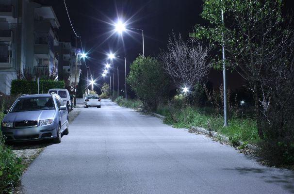 Mε λαμπτήρες LED θα αντικατασταθεί όλος ο δημοτικός φωτισμός στον Άλιμο